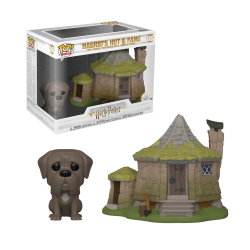 08 Pop Town Hagrid Hut Et Fang Harry Potter