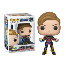 576 Pop Marvel Avengers Captain Marvel