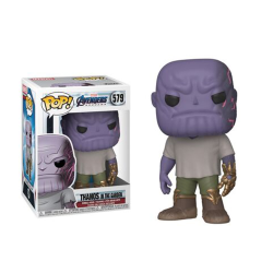 579 Pop Marvel  Avengers Thanos