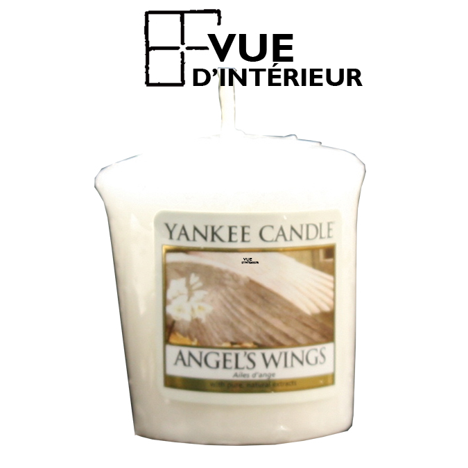 Bougie Parfumee Angels Wings