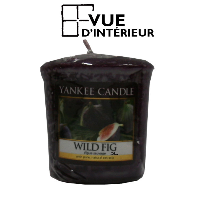 Bougie Parfumee Wild Fig