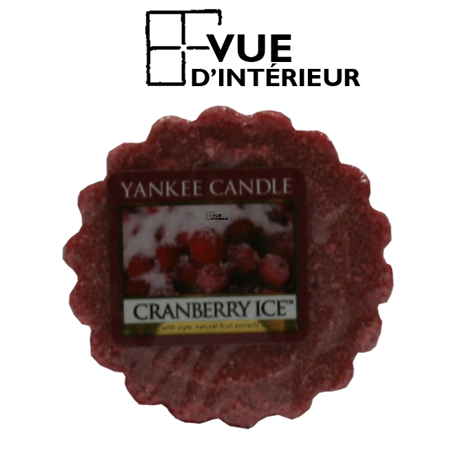 Pastille Parfumee Cranberry Ic