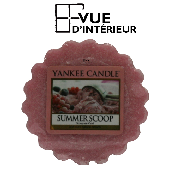 Pastille Parfumee Summer Scoop