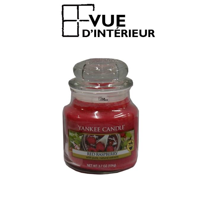 Jar Small Red Raspberry