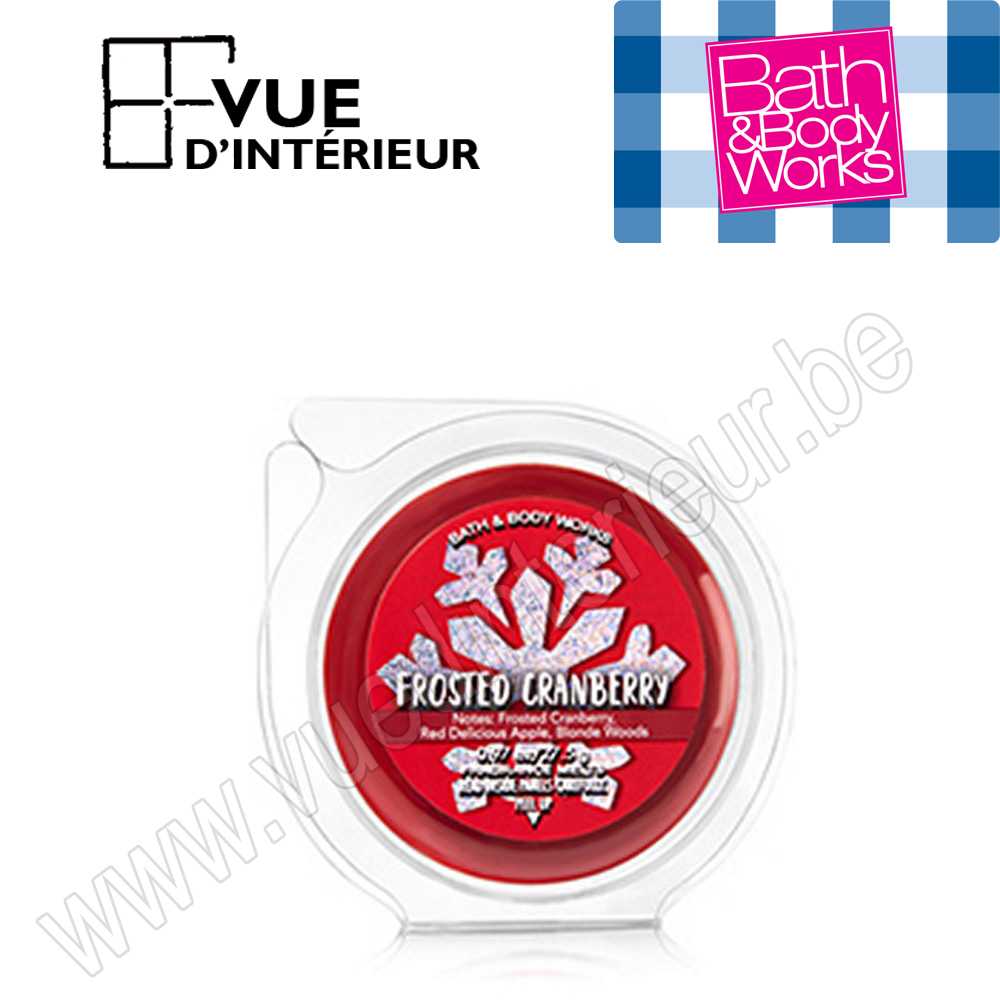 Wax Melts Frosted Cranberry Pastille Parfum?e Bath And Body works