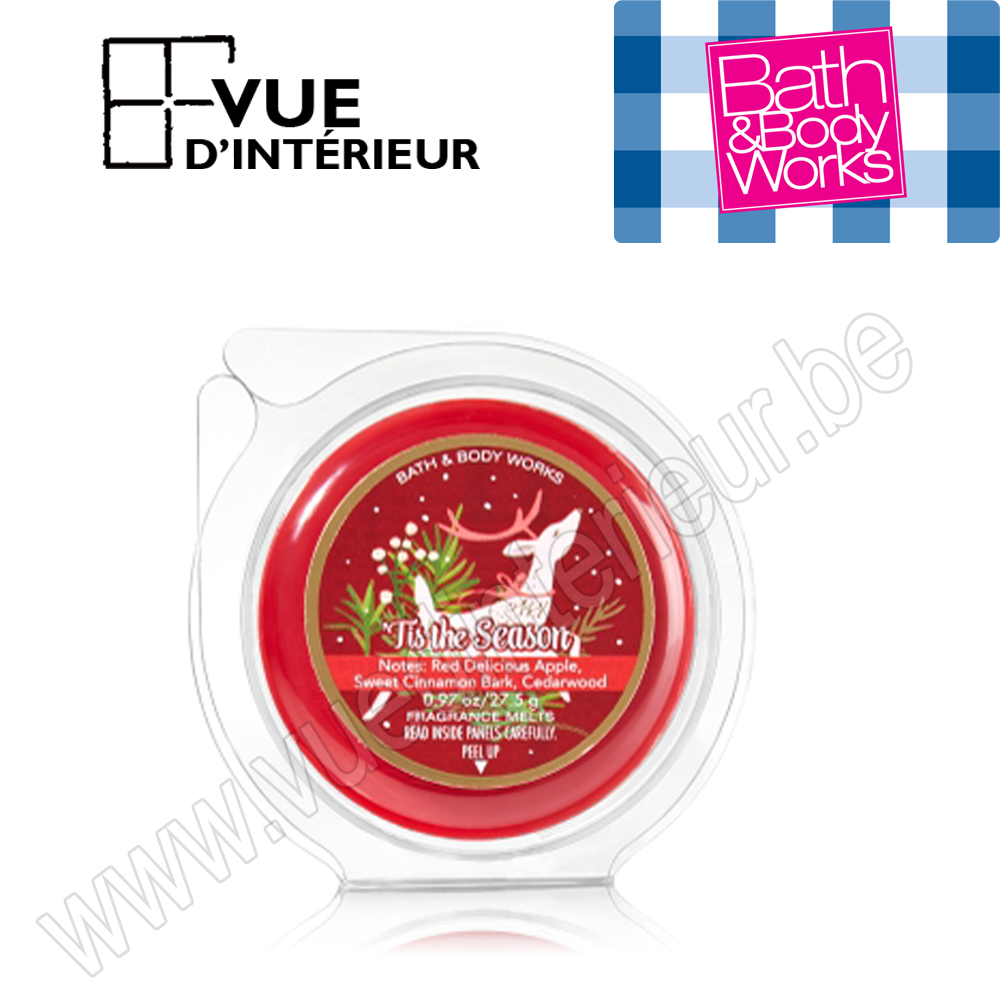 Wax Melts Tis The Season Pastille Parfum?e Bath And Body works