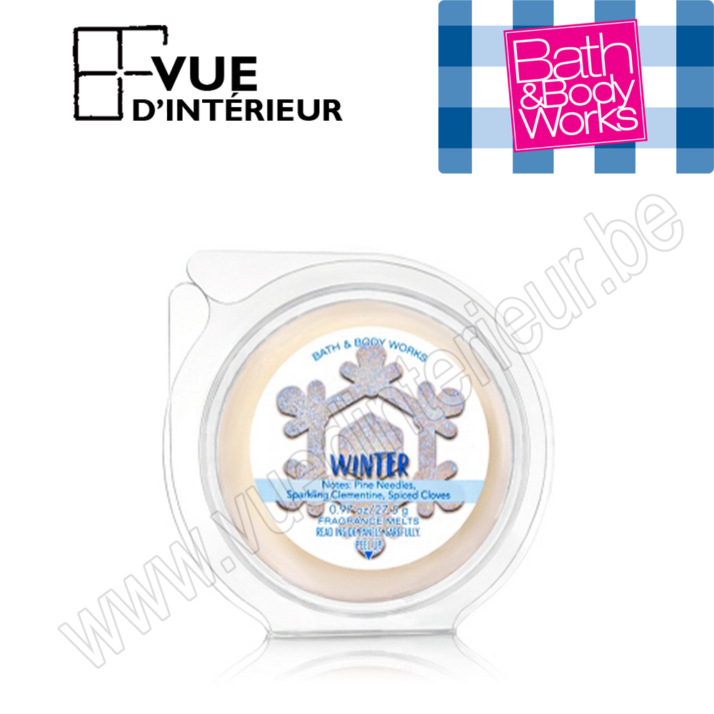 Wax Melts Winter Pastille Parfum?e