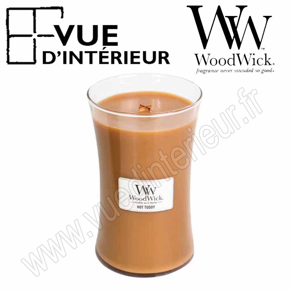 Jar Large WoodWick Hot Toddy